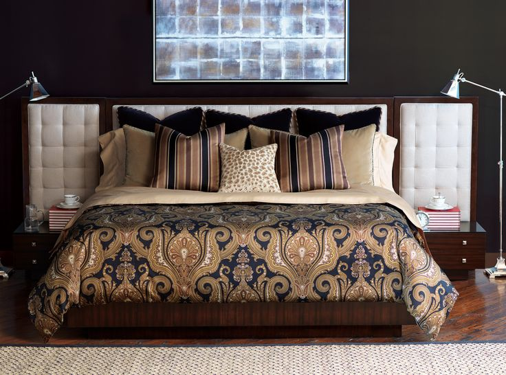 38 best Bedding Designs images on Pinterest Bedding collections