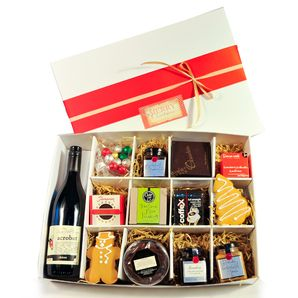 12 Days of Christmas Hamper - Red Wine