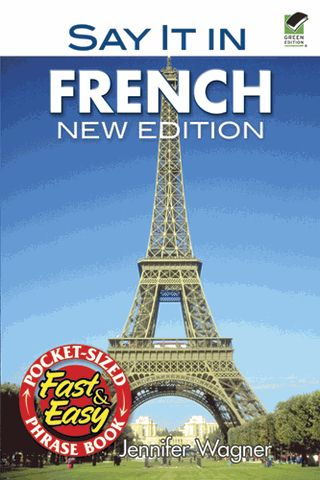 Compact and comprehensive, this convenient, up-to-date reference contains over 1,600 numbered entries of terms for every occasion plus a 2,500-word English-French dictionary, quick summaries for instant communication, and sidebars with facts, cultural information, slang, and trivia.<br>
