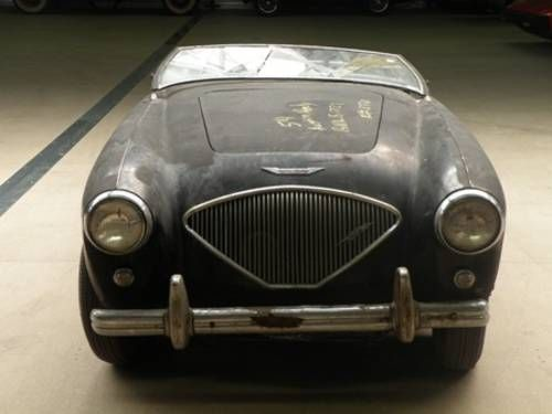 Domestic Auto Transport Here is how we Roll. #LGMSports haul it with http://LGMSports.com Austin-Healey 100-4 BN1 1954 project car. For Sale