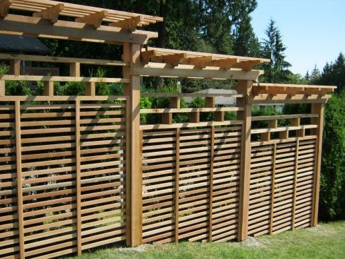 46 Best Images About Fence Ideas On Pinterest Fence