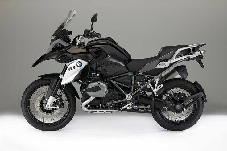 2016 BMW R 1200 GS Triple Black Edition Motorcycle