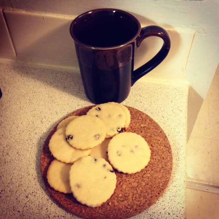 Currant Sugar Cookies. YUM!