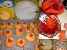 Tante Kiki: Κεράσματα ινδοκαρυδένια ή αλλιώς ινδοκάρυδα