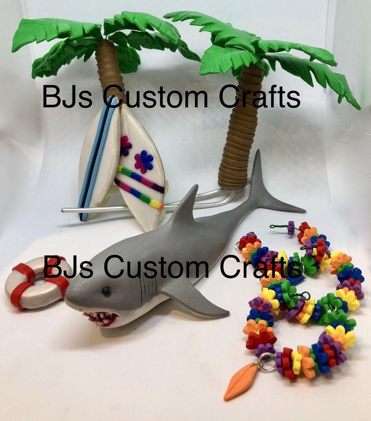 Cake Pack - Cake Topper set                      – BJs Custom Crafts