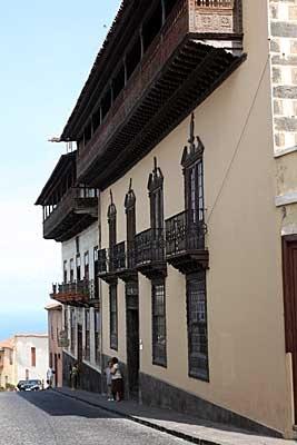 Casa de Los Balcones. La Orotava, isla de Tenerife