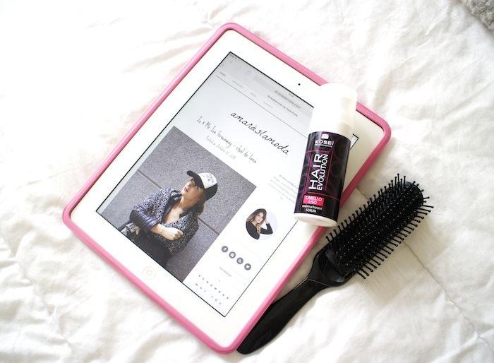 Kosei Profesional Hair Evolution Reestructurant Serum Gracias a @amaraslamoda