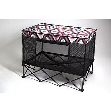 Quik Shade Southwestern Kennel for Large Dogs