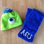 DIY Monsters University Trick-or-Treat Bag – Mom Endeavors