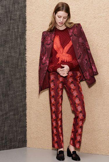 Stella McCartney Pre-Fall Fashion 2013 - The Best Looks of Pre-Fall 2013 - Harper's BAZAAR
