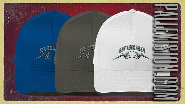 Flexfit Twill Cap With its curved bill, athletic shape, this is an ideal multi-purpose hat.