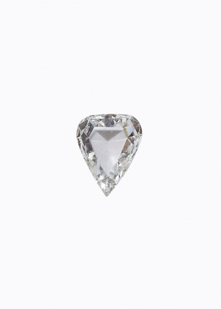 LOQUET LONDON Birthstone Charm Diamond (April, Forever)