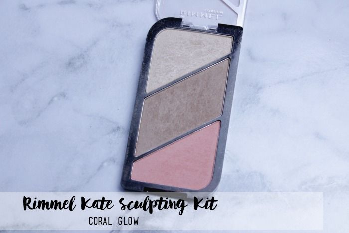 Rimmel Kate Sculpting Palette in 002 Coral Glow – Review