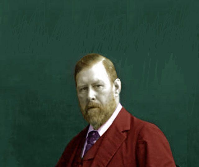 """O irlandês Bram Stoker (1847-1912), autor do mais célebre dos romances sobre o mito do vampiro: """"Drácula"""", de 1897. Veja mais em: http://semioticas1.blogspot.com.br/2011/09/elogio-do-vampiro.html"""