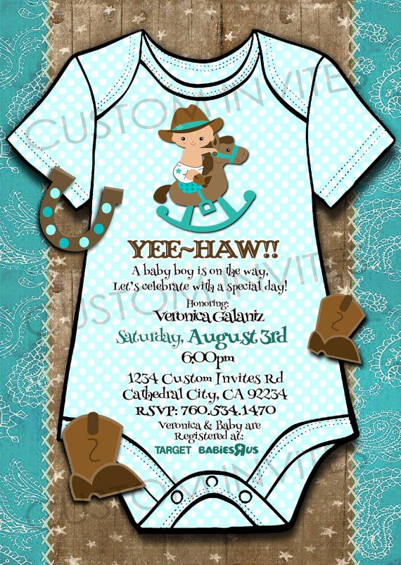 42 Best Cowboy Baby Shower Images On Pinterest | Cowboy Baby Shower, Baby  Shower Themes And Shower Ideas