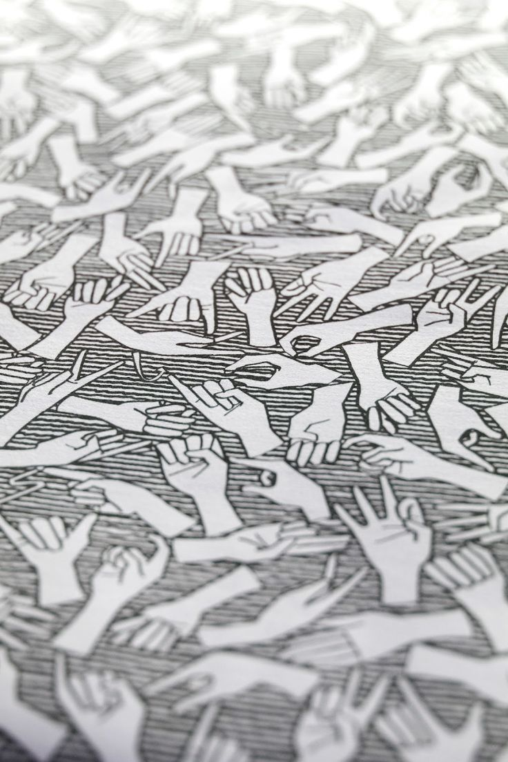 Sign Language Fabric!