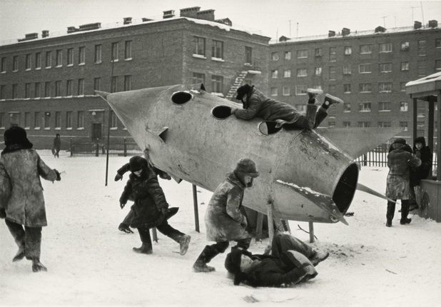 Vsevolod Tarasevich. Norilsk. 1965. MAMM/MDF collection