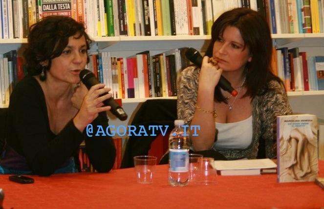 """MARIOLINA VENEZIA PRESENTA """"DA DOVE VIENE IL VENTO"""". A CURA DI MORENA IZZO  http://www.agoratv.it/?p=6149"""