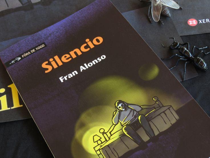 CRÍTICA de Ramón Rozas no Diario de Pontevedra e El Progreso: «Medos nocturnos». Unha trama tan sorprendente coma axitada: «Silencio», de Fran Alonso http://blog.xerais.es/2014/do-outro-lado-da-parede-unha-trama-tan-sorprendente-coma-axitada-silencio-de-fran-alonso-critica-de-ramon-rozas/ «Deixense rodear por este silencio que na noite o envolve todo para actuar como un altofalante da sinrazón do ser humano». En pdf: http://blog.xerais.es/wp-content/uploads/2014/06/Silencio-Ramon-Rozas.pdf