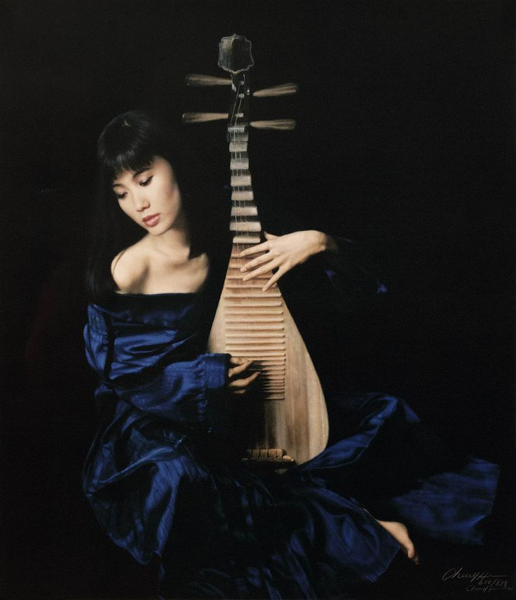 21 best Chen Yifei images on Pinterest