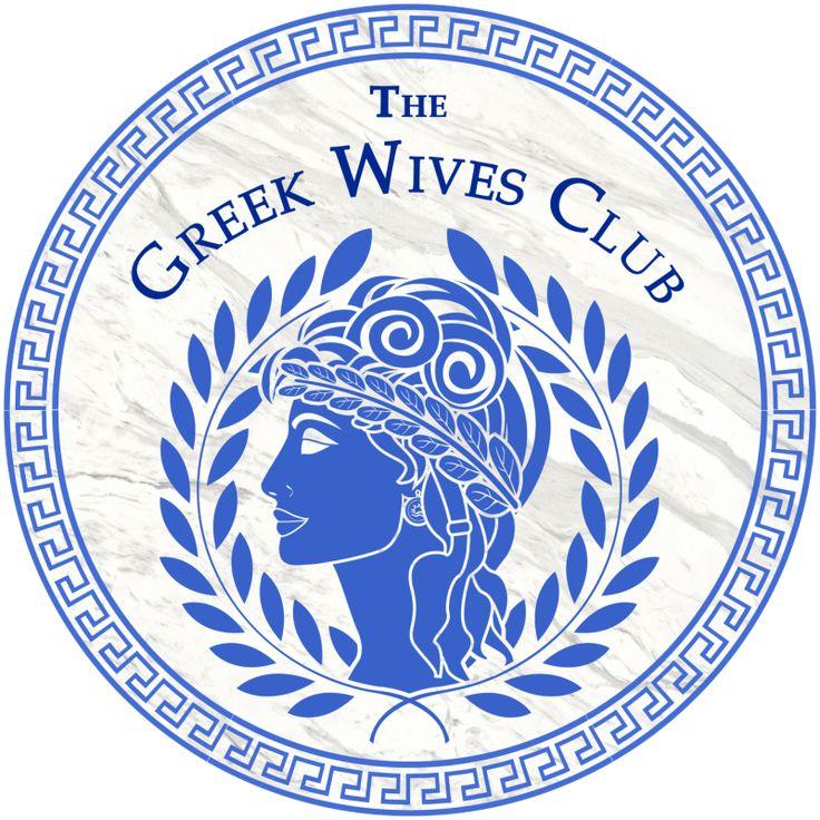 The Greek Wives Club NEW LOGO! #directory #networking #greekwomen
