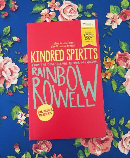 Kindred Spirits - Rainbow Rowell