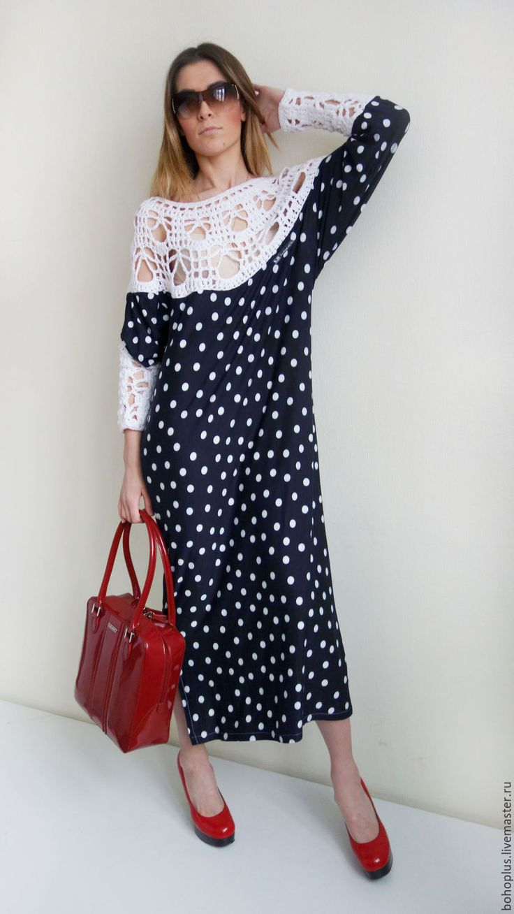 Заказать Платье В Стиле Бохо