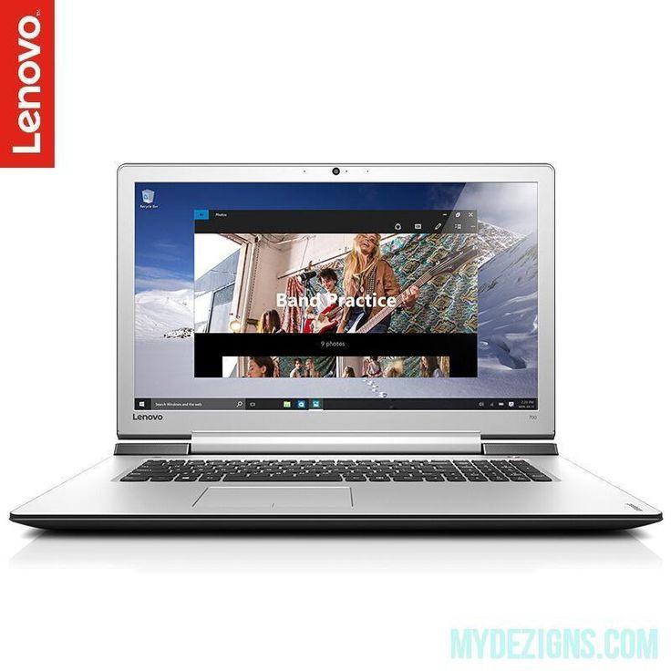 Lenovo IdeaPad 700-15ISK slim 15.6 inch game laptop(intel i7-6700HQ 8G 1TB HDD NVIDIA GTX950-4G)white