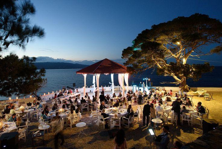 Nina & Owen | Destination Wedding in Greece | Hydra Island #wedding #weddingphotography #destinationwedding  #Greece #weddingvenues #reception