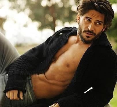 Joe Maganiello. Possibly the HOTTEST man alive!!!! Um he is .........