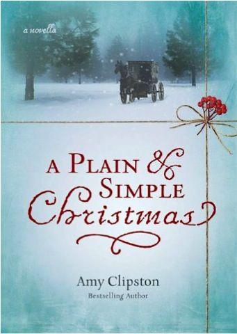 e-Book Sale: A Plain and Simple Christmas {by Amy Clipston} ~ $1.99! #ebooks #books #thefrugalgirls
