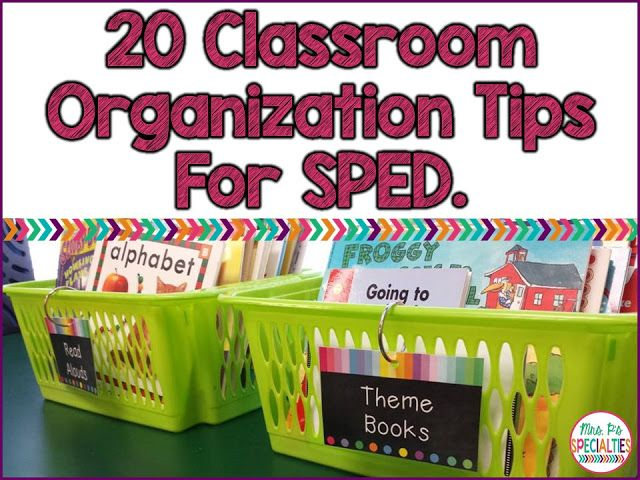 20 Concepts For Preserving Organized In Particular Schooling