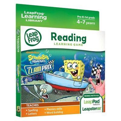 Game Spongebob Squarepants Krabby Quest Full