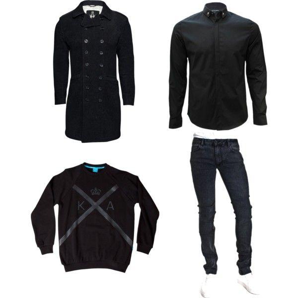 """""""Jacket 2"""" by designer-top-2-bottom on Polyvore"""