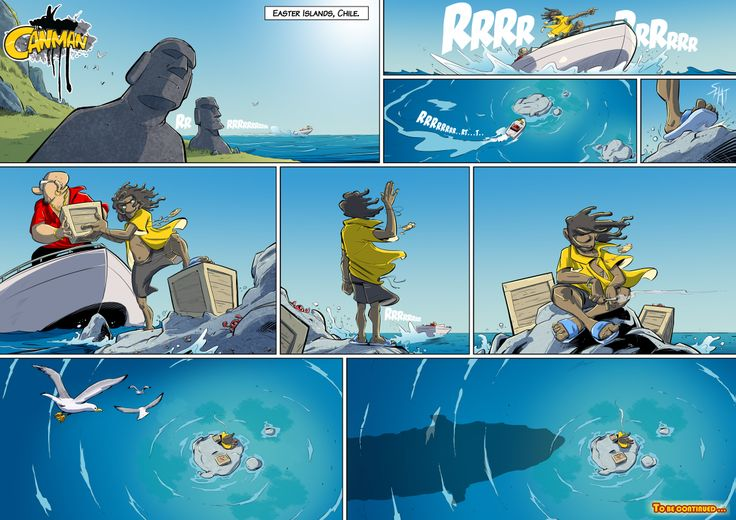 Season2 - Issue13 #canman #webcomic by #DARKDOG
