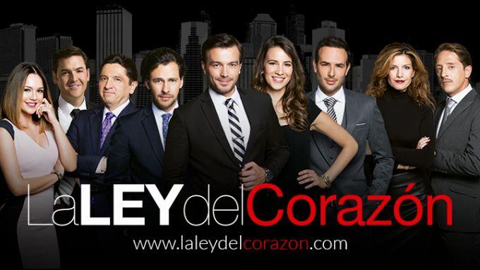 'La Ley del Corazón', la telenovela clásica regresa a RCN