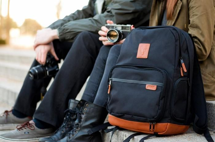 Brandon Kim is raising funds for Brevitē Camera Backpack on Kickstarter! Brevitē was inspired by the student photographer who was looking to protect their gear without sacrificing honest and intuitive design Best Camera Backpack, Backpack Reviews, Camera Equipment, Everyday Carry, Herschel Heritage Backpack, Hats For Women, Cool Things To Buy, Backpacks, My Style