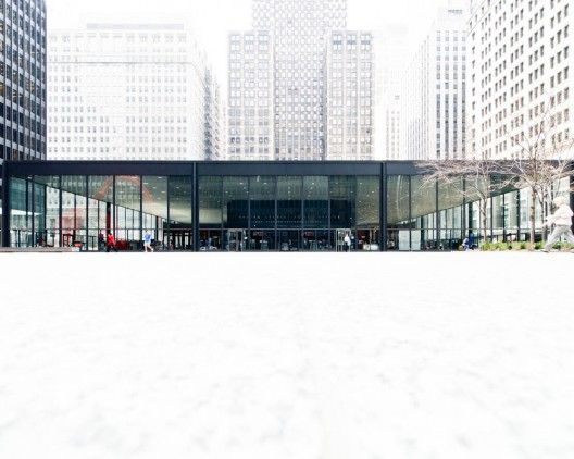 Chicago Federal Center (1974), USA by Mies van der Rohe