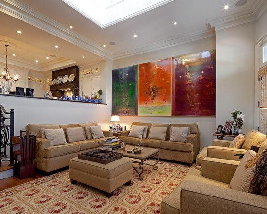11 unique cool sunken living room ideas for your dreamed house - Modernes Wohnzimmer Des Innenarchitekturlebensraums