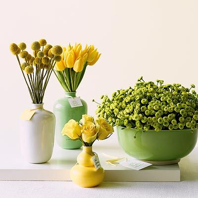These would add great color to our kitchen... once it's redone!