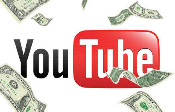 YouTube top 10 list of money makers