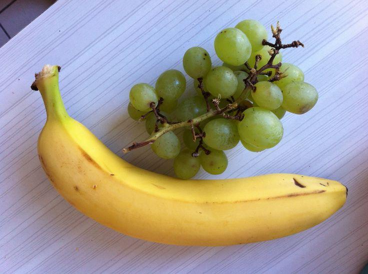 Banane raisin