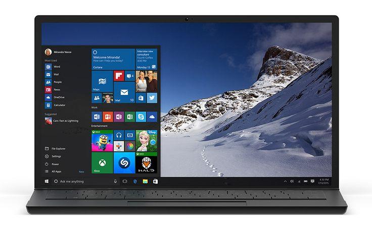 Cómo ser de los primeros en actualizar a Windows 10