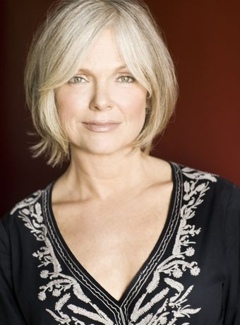 a mature and beautiful woman terra h ford modelvia