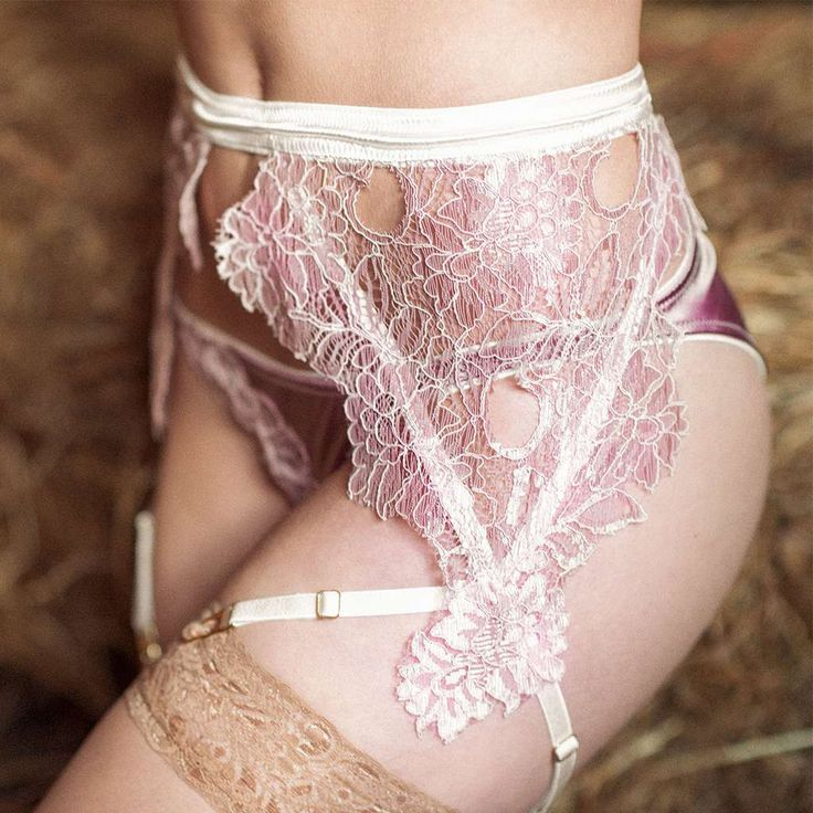 Janay Lingerie ~ SS2016 Collection 'Serendipity'