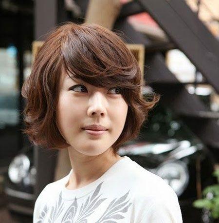 Short Wavy Hairstyles Ese : The 25 best japanese haircut short ideas on pinterest
