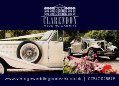 Clarendon Cars is a Wedding Supplier of Transport. Are you planning your Big Day and looking for wedding items, products or services? Why not head over to MyWeddingContacts.co.uk and take a look at Clarendon Cars's profile page to see what they have to offer. Helping make your wedding day into a truly Amazing Day. Oh, and good luck and best wishes with your Wedding.