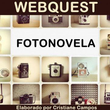 Código 814 - Webquest fotonovela