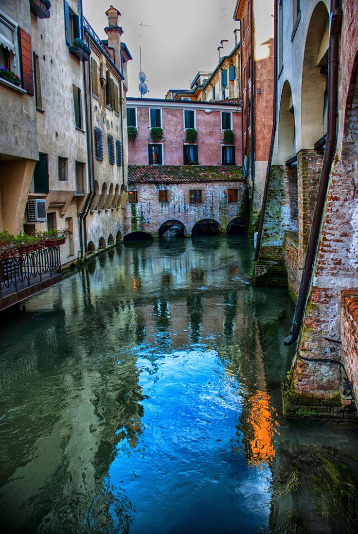Treviso, Veneto, Italy (by Marcello Mento)