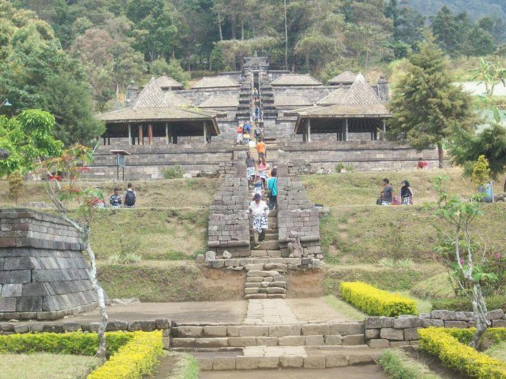 Candi Cetho, Candi Tertinggi di Jawa Tengah